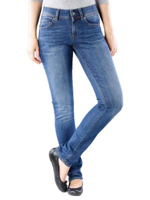 G-Star Midge Saddle Jeans Mid Straight medium aged