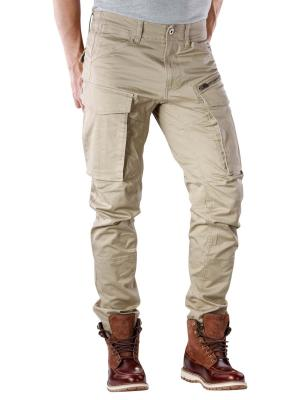 G-Star 3D Tapered Pants Rovic Zip dune