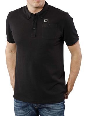 G-Star RCT Fortitude Slim Polo black