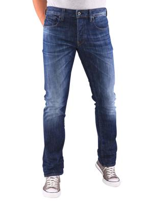 G-Star Attacc Straight Jeans blue delm