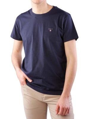 Gant The Original T-Shirt marine