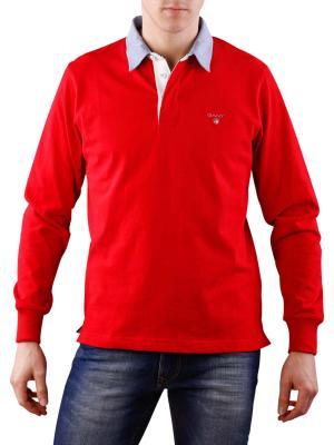 Gant The Original Heavy Rugger bright red