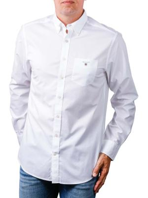Gant The Broadcloth Reg white