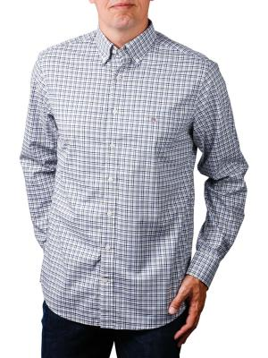 Gant The BC 3 Col Gingham Reg BD Shirt  ivy green