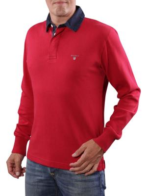 Gant Solid Heavy Rugger red