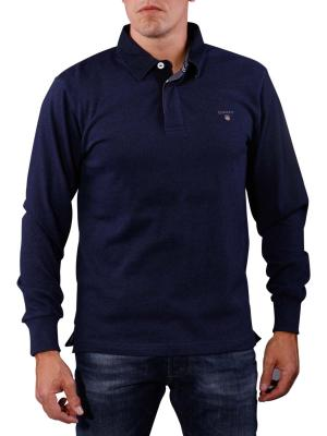 Gant Solid Heavy Rugger classic blue