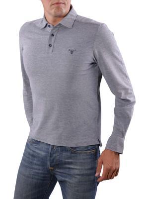 Gant C. Oxford Piqué Shirt storm blue