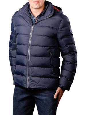 Gant D1 The Active Cloud Jacket evening blue