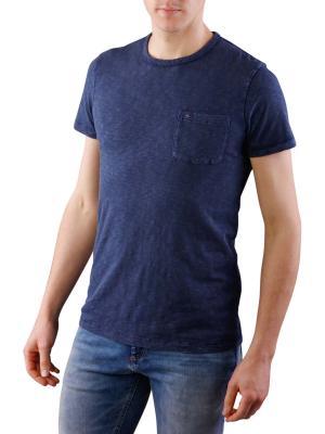 Tommy Jeans Basic Cotton Knit T-Shirt black iris