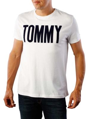 Tommy Jeans Basic Cotton T-Shirt classic white