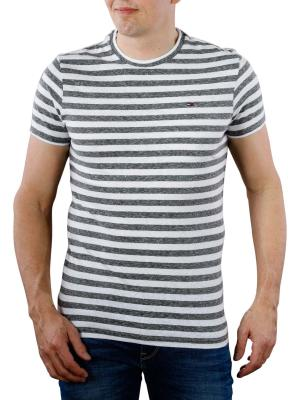 Tommy Jeans Essential Stripe T-Shirt tommy black