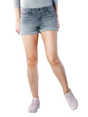 Tommy Jeans Classic Denim Shorts great grey stretch