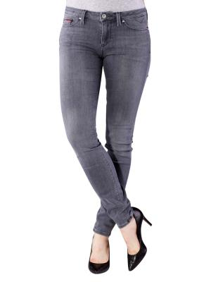 Tommy Jeans Nora Skinny Fit grey stretch