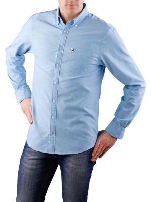 Tommy Hilfiger Summer Oxford Shirt malibu blue
