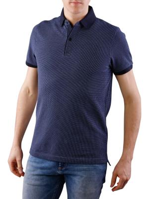 Tommy Hilfiger Pando Structure Polo midnight