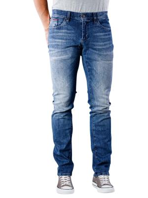 Tommy Jeans Scanton Slim pine mid blue stretch