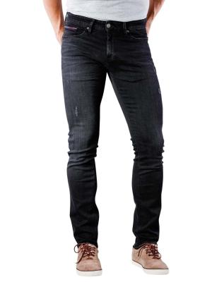 Tommy Jeans Scanton Slim pine black stretch