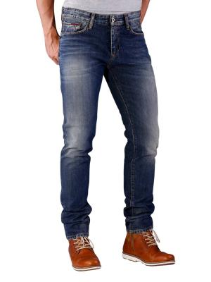 Tommy Jeans Scanton Slim Fit penrose blue
