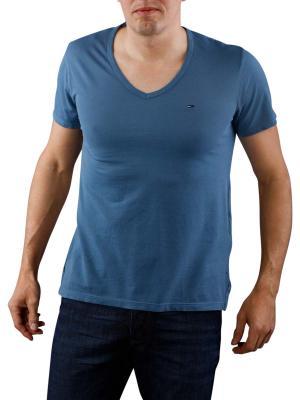 Tommy Jeans Basic Light Pique copen blue
