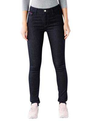 Tommy Jeans Santana High Skinny new rinse stretch