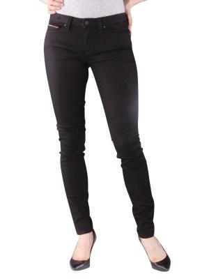 Tommy Jeans Nora Skinny Fit dana black stretch