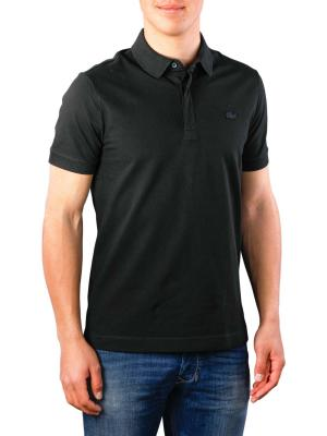 Lacoste Polo Shirt Stretch noir