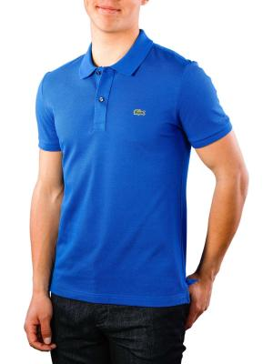 Lacoste Polo Shirt Slim Short Sleeves electrique