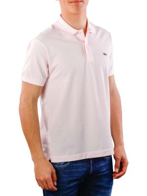 Lacoste Polo Shirt Short Sleeves flamant