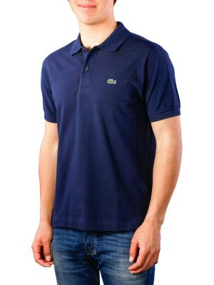 Lacoste Polo Shirt Short Sleeves marine