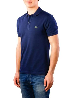 Lacoste Polo Shirt Slim Short Sleeves marine