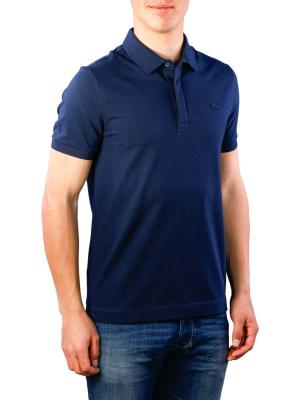 Lacoste Polo Shirt Stretch marine
