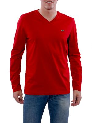 Lacoste T-Shirt opera red