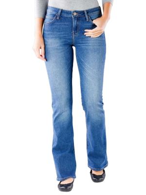 Lee Hoxie Stretch Jeans blue drop