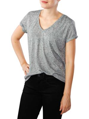 Lee V-Neck T-Shirt grey mele