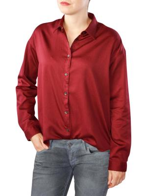 Lee Plain Shirt tawny port