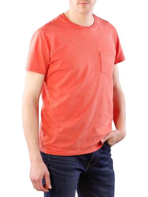 Lee Pocket T-Shirt faded red