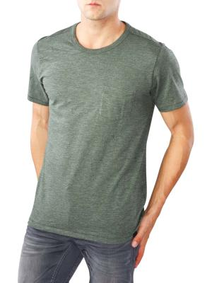 Lee Pocket T-Shirt forest green