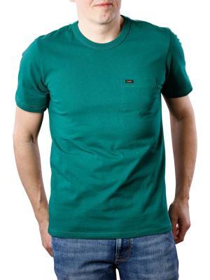 Lee Pocket T-Shirt evergreen