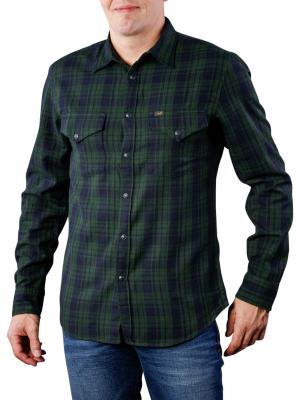 Lee Western Shirt forest green