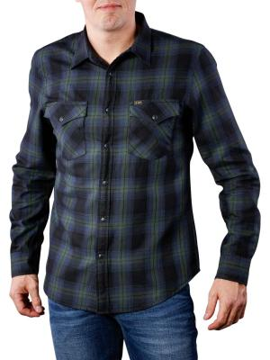 Lee Western Shirt spruce green