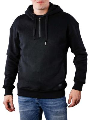 Lee Half Zip Hoody black