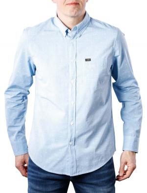 Lee Button Down Shirt light blue