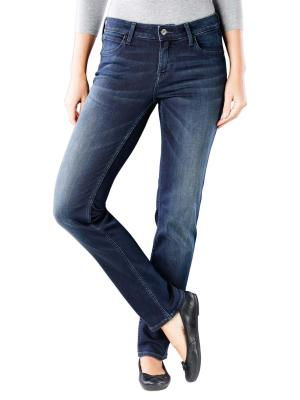 Lee Marion Straight Jeans slick blue