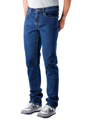 Lee Brooklyn Straight Jeans dark stone