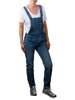 Lee Relaxed Worker Bib Overall light stone