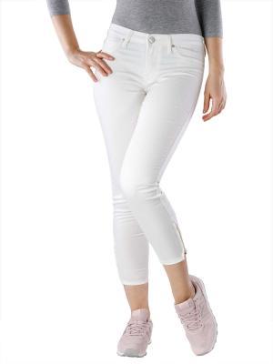 Lee Scarlett Jeans Cropped Skinny ecru