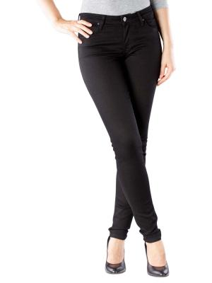 Lee Scarlett Stretch Jeans black rinse