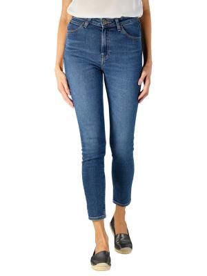 Lee Ivy Jeans mid de niro