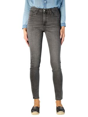 Lee Ivy Jeans grey tava
