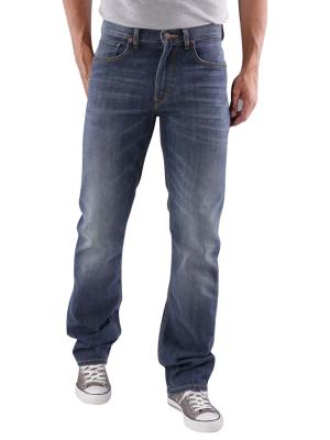 Lee Brooklyn Straight Jeans blue stone used